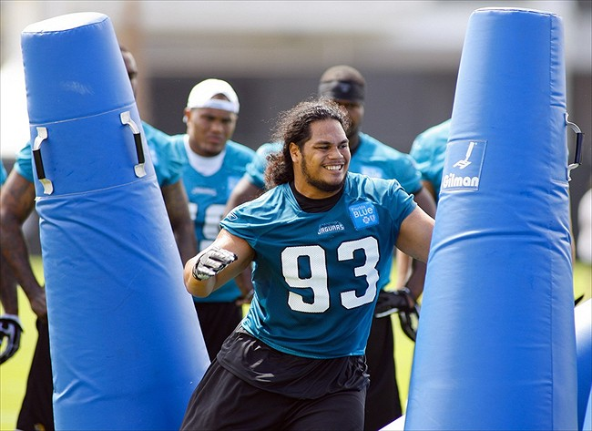 Tyson Alualu Feels More Healthy This Offseason Than Any Other