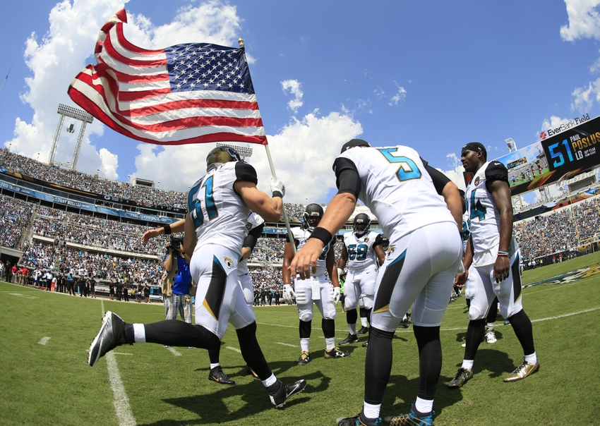 sep 11 2016 jacksonville fl usa jacksonville jaguars middle linebacker. Cars Review. Best American Auto & Cars Review