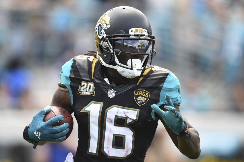 Fantasy Football Week 1: 5 Jacksonville Jaguars to watch