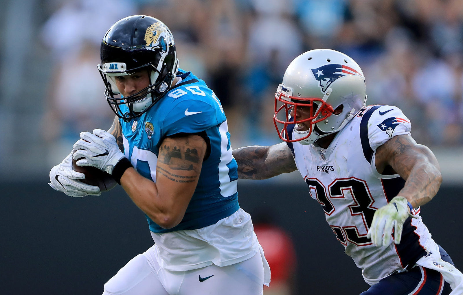 Jacksonville Jaguars: Finding a solution to the tight end position