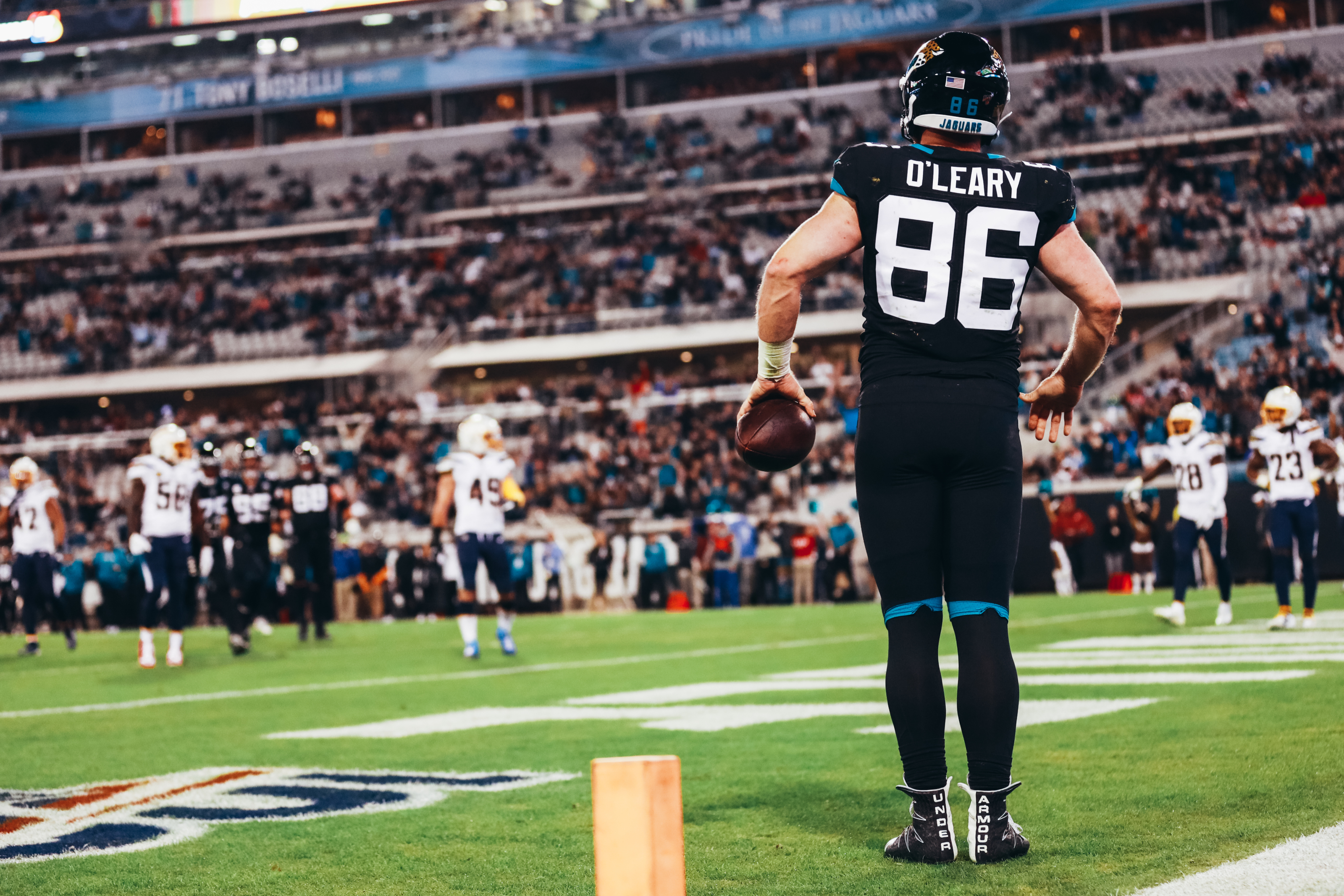 Jacksonville Jaguars: Signing a tight end is mandatory in free agency