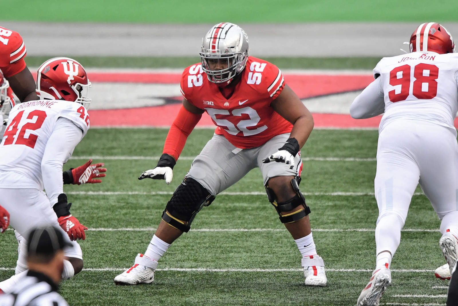 Why would Jaguars draft OG Wyatt Davis with 2nd round pick?