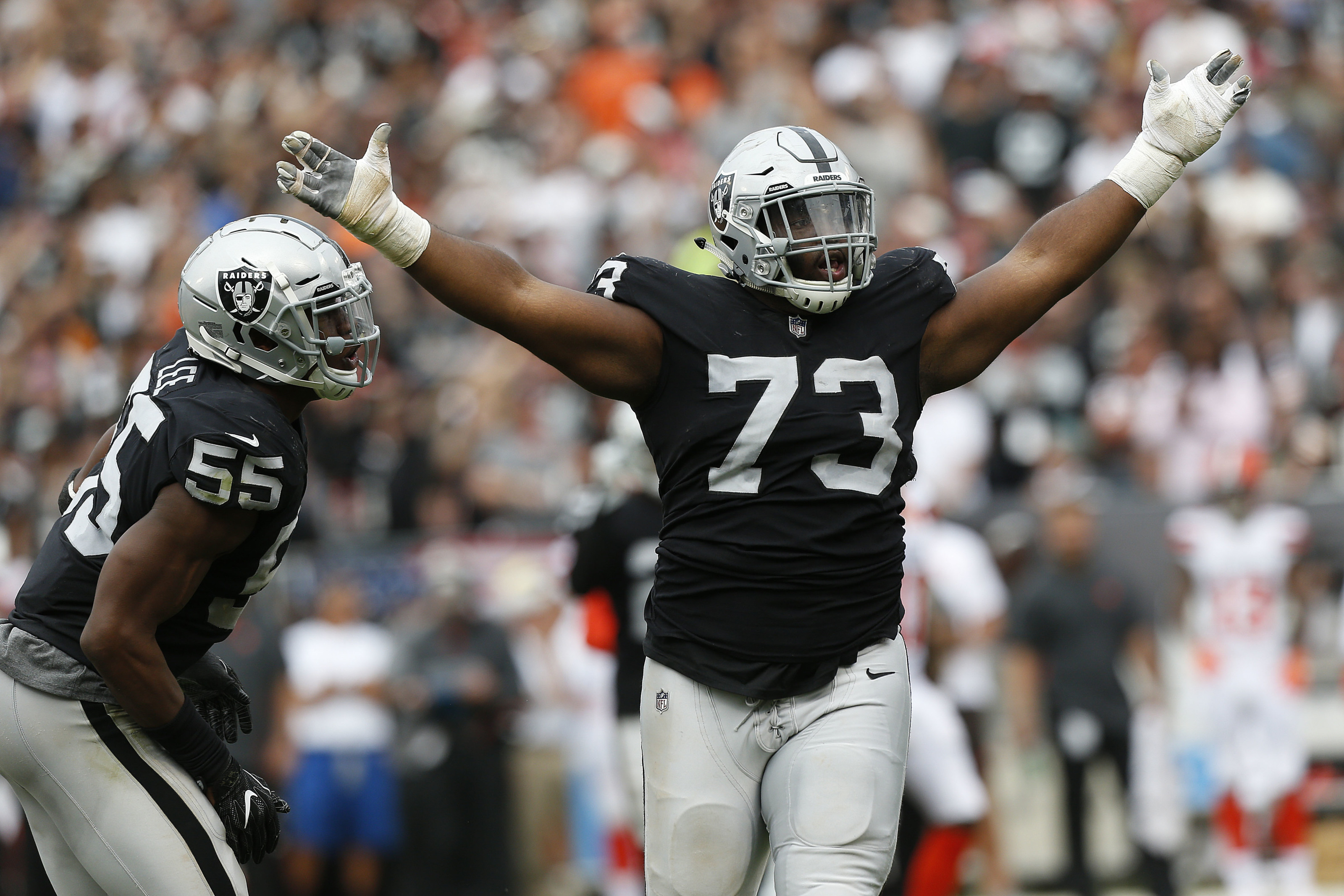 Jaguars claiming DT Maurice Hurst can be low-risk, high-reward move