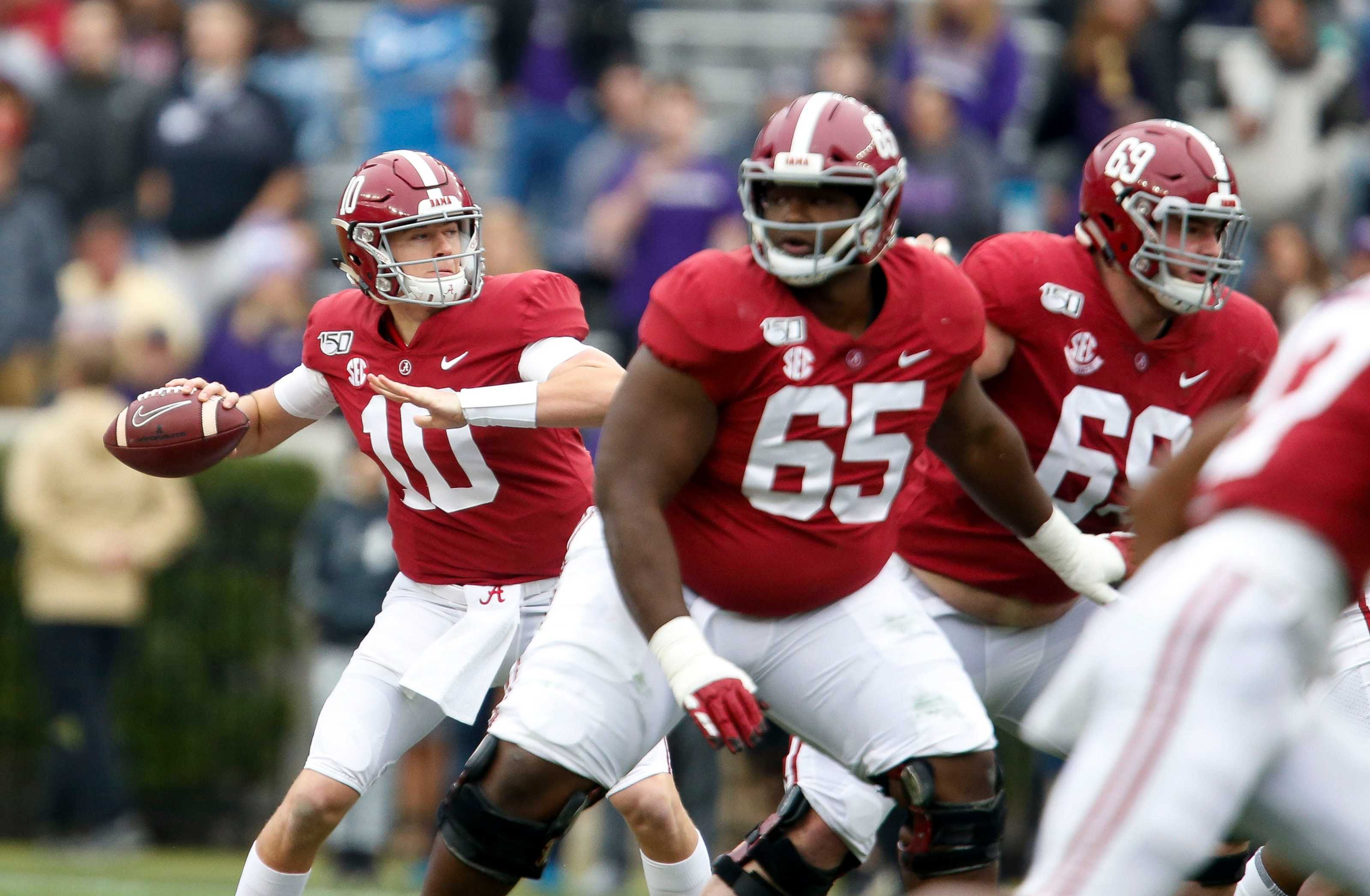 Jaguars draft: Ranking top 10 offensive guards in 2021 NFL Draft