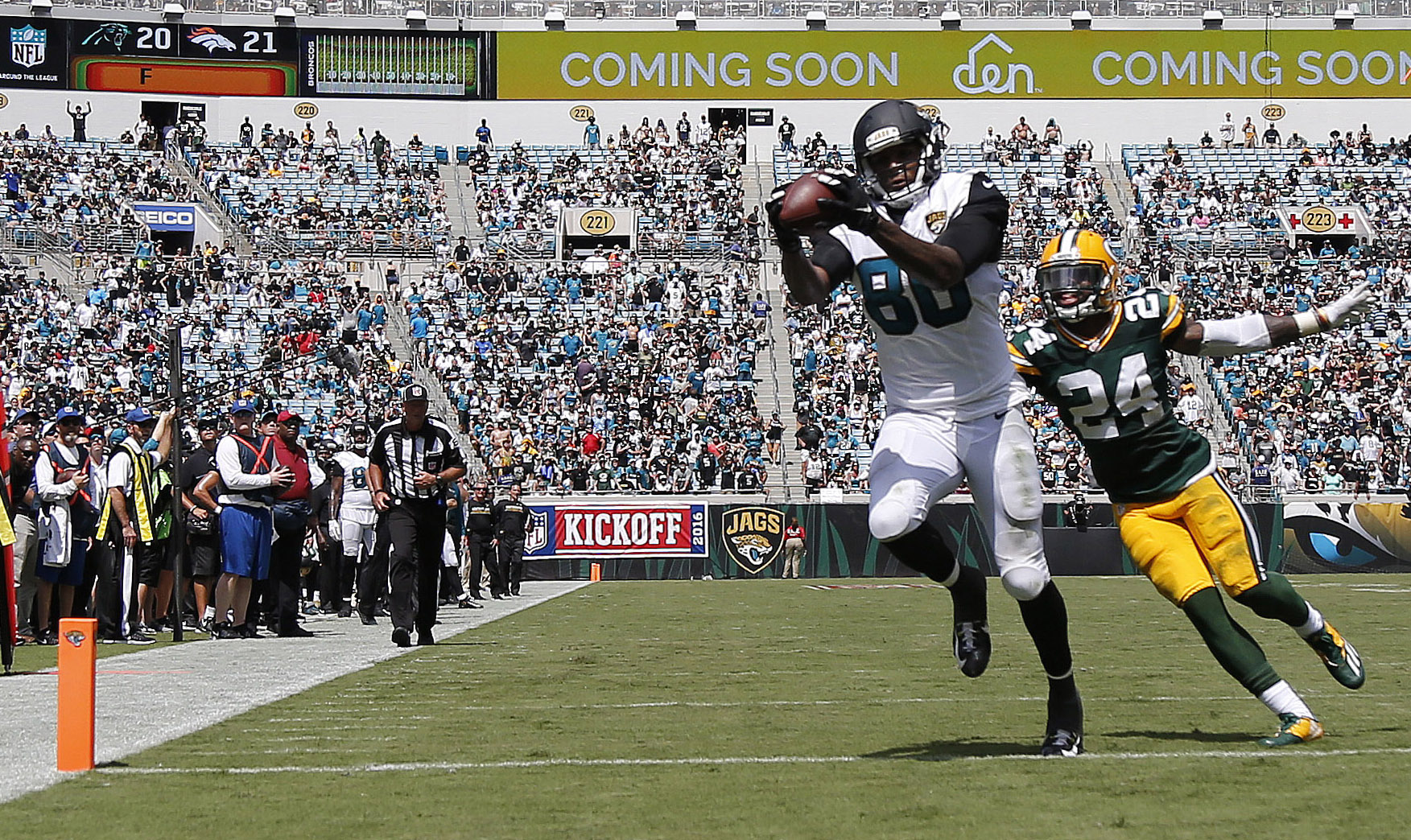 sep 11 2016 jacksonville fl usa jacksonville jaguars tight end. Cars Review. Best American Auto & Cars Review